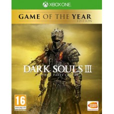 Dark Souls III Game of the Year Edition (Xbox One, русские субтитры), , РПГ