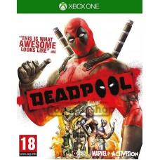 Deadpool (Xbox One), 223011, Приключения/экшен