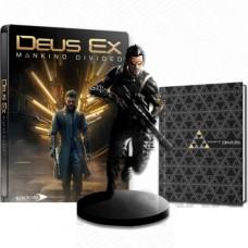 Deus Ex Mankind Divided Collectors Edition (Xbox One, русская версия), 224137, Приключения/экшен