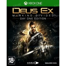 Deus Ex Mankind Divided (Xbox O..