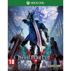 Devil May Cry 5 (Xbox One, русс..
