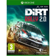 Dirt Rally 2.0 (Xbox One)..