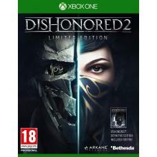 Dishonored 2 (Xbox One) Уценка, 224114, РПГ