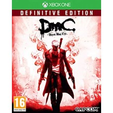 DmC Devil May Cry Definitive Ed..