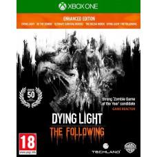 Dying Light The Following Enhanced Edition (Xbox One, русские субтитры), 182739, Приключения/экшен