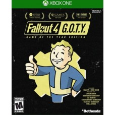 Fallout 4 Game of the Year Edition (Xbox One), , РПГ
