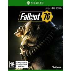 Fallout 76 (Xbox One, русские субтитры), 213403, РПГ