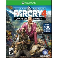Far Cry 4 Complete Edition (Xbox One, русская версия), , Приключения/экшен
