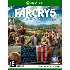 Far Cry 5 (Xbox One, русская версия), 219679, Приключения/экшен