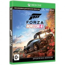 Forza Horizon 4 (Xbox One, русская версия), 222640, Гонки