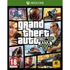 GTA V Grand Theft Auto V (Xbox One, русские субтитры), 80852, Приключения/экшен
