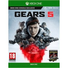 Gears 5 (Xbox One, русские субт..