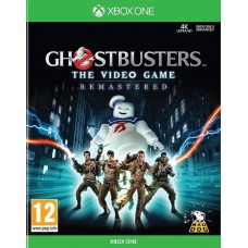 Ghostbusters The Video Game Remastered (Xbox One), 225234, Приключения/экшен