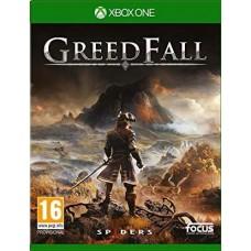 Greedfall (Xbox One, русские субтитры), 225046, РПГ