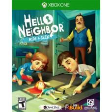 Hello Neighbor Hide and Seek (Xbox One, русские субтитры), 222821, Приключения/экшен