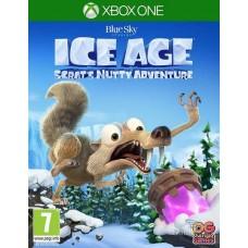 Ice Age Scrats Nutty Adventure (Xbox One, русские субтитры), 225113, Приключения/экшен
