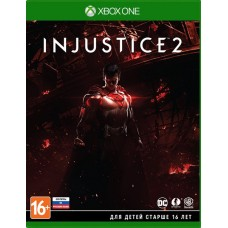 Injustice 2 (Xbox One, русские ..