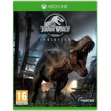Jurassic World Evolution (Xbox One, русская версия), 221520, Приключения/экшен