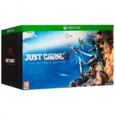 Just Cause 3 Collectors Edition..