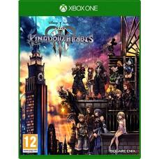 Kingdom Hearts 3 (Xbox One), 81501, Приключения/экшен