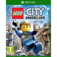 LEGO City Undercover (Xbox One, русская версия), 220051, Приключения/экшен