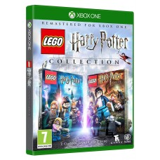 LEGO Harry Potter Collection (Xbox One), 222686, Приключения/экшен