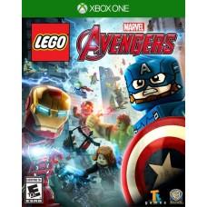 LEGO Marvel Avengers (Xbox One, русские субтитры), 897520, Детские игры