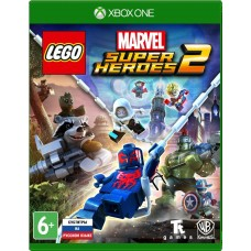 LEGO Marvel Super Heroes 2 (Xbox One, русские субтитры), 220537, Приключения/экшен