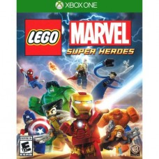 LEGO Marvel Super Heroes (Xbox One), 204710, Приключения/экшен