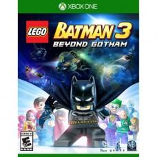 Lego Batman 3 Beyond Gotham (Xbox One, русские субтитры), 143088, Приключения/экшен