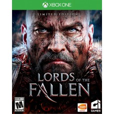 Lords of the Fallen Limited Edition (Xbox One, русские субтитры), 93043, РПГ