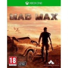 Mad Max (Xbox One, русские субт..