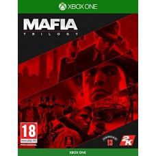 Mafia Trilogy (Xbox One, русская версия), 227101, Приключения/экшен