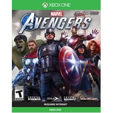 Marvel Avengers (Xbox One, русс..
