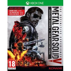 Metal Gear Solid V: The Definitive Expirience (Xbox One, русские субтитры), , Шутеры