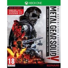 Metal Gear Solid V The Definiti..