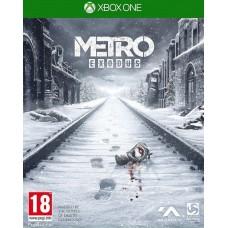 Metro Exodus (Xbox One, русская..
