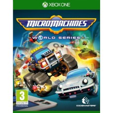 Micro Machines World Series (Xbox One), 226266,