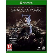 Middle-Earth Shadow of War Steelbook Edition (Xbox One, русские субтитры), Xbox One, Приключения/экшен
