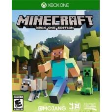 Minecraft (Xbox One, русские субтитры), 223807, Приключения/экшен