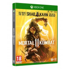 Mortal Kombat 11 (Xbox One, рус..