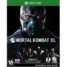 Mortal Kombat XL (Xbox One, рус..