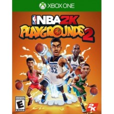 NBA 2K Playgrounds 2 (Xbox One), 222683, Спорт