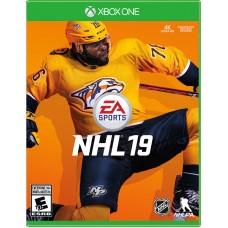 NHL 19 (Xbox One, русские субтитры), 222471, Спорт