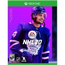 NHL 20 (Xbox One, русские субтитры), 223719, Спорт