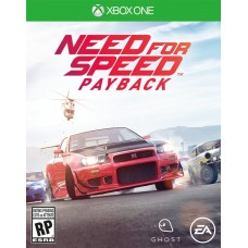 Need for Speed Payback (Xbox One, русская версия), 220331, Гонки