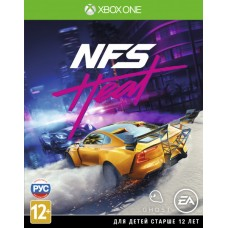 Need For Speed Heat (Xbox One, русская версия), 1055194, Гонки
