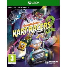 Nickelodeon Kart Racers 2 Grand Prix (Xbox One), ,