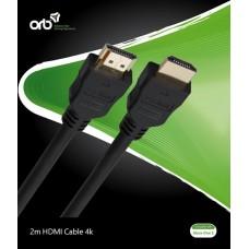 Кабель HDMI ORB 2.0 для 4К видео (Xbox One), 242907, Аксессуары