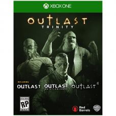 Outlast Trinity (Xbox One, русс..